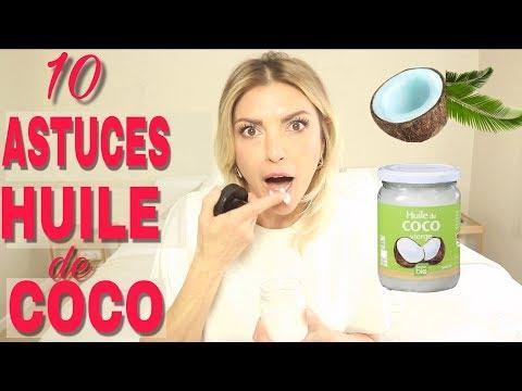 Masque cheveux huile de coco