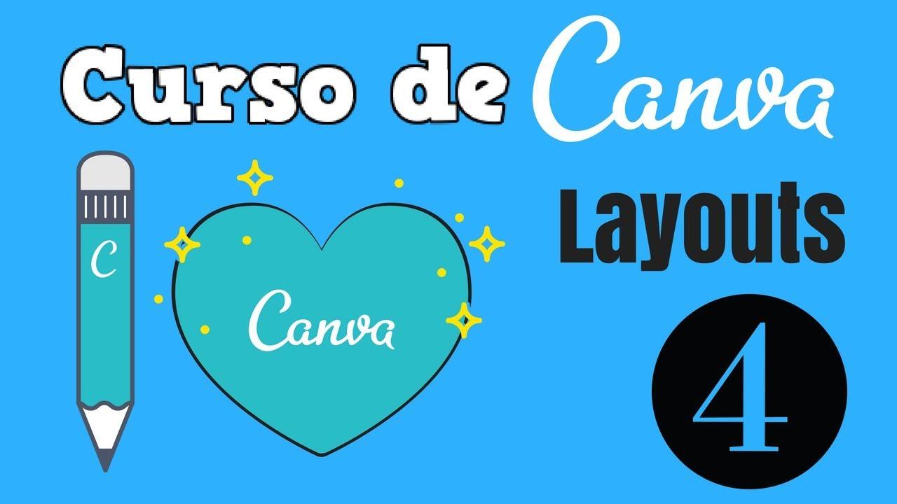 Curso de Canva: 04 Layouts, Maquetas y Plantillas - YouTube