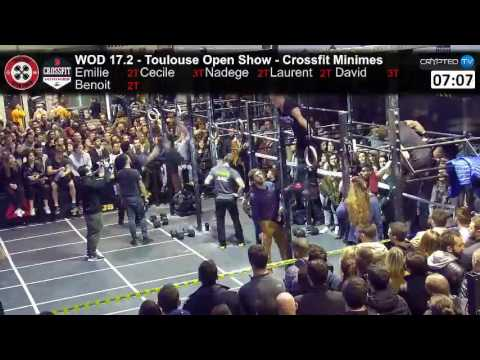Open 17.2 - Toulouse Open Show - Crossfit Minimes
