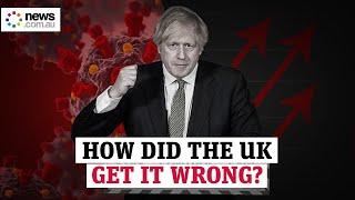 Coronavirus: Why is the UK Europe's worst-hit country?