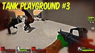 PANIC D: - TANK PLAYGROUND #3 Left 4 Dead 2