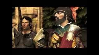 Dragon Age II, Mark of the Assassin Boss Fight, Duke Prosper