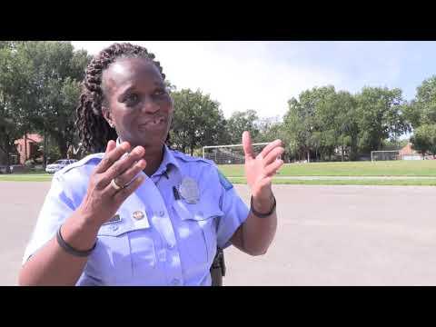 Epic Dance Battle! St. Louis Cops versus Students