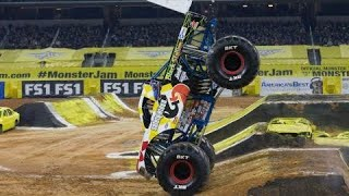 Monster Jam Top 5 Best Moonwalk Drivers
