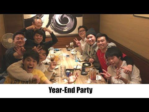 Bōnenkai(忘年会)Year-end party l Karaoke l 1hundred million l