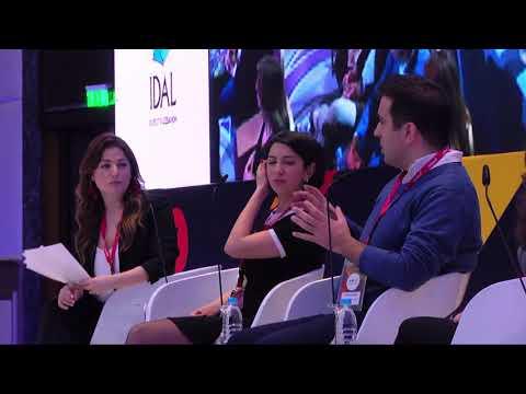 Panel Preparing Talent for the Digital Economy  - ArabNet Beirut 2018