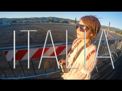 Traveller in Europe Italia