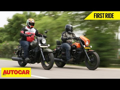 UM Renegade Commando & Sport S | First Ride | Autocar India