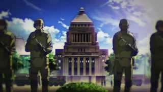 Корона вины Guilty Crown русский трейлер EF Prod