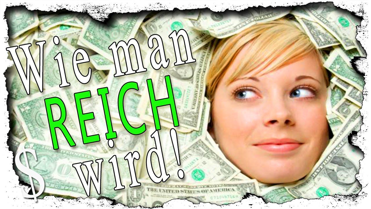 wie wird man reich