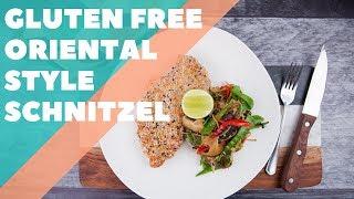 Gluten-Free Oriental Style Schnitzel | Good Chef Bad Chef S10 E62