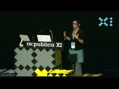 re:publica 2011 - Gabriella Coleman - Geek Politics and Anonymous on YouTube