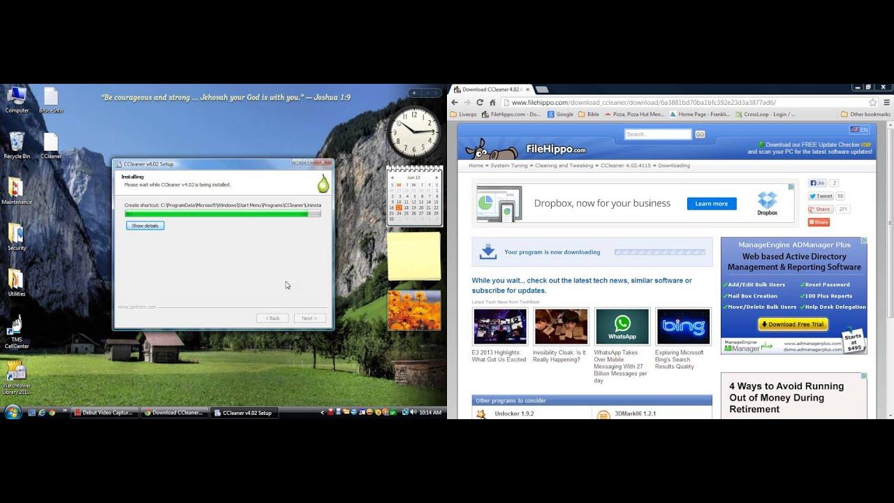 Pdf reader for windows xp filehippo ccleaner