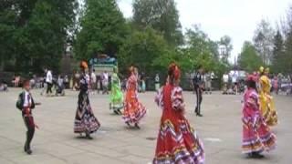 Ballet Folklorico Imagenes Mexicanas - Las Perlitas
