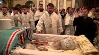 Слово митрополита Олександра перед тілом спочилого Блаженнішого Митрополита Володимира