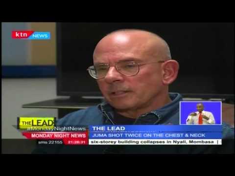The Lead: Emerging evidence suggests slain businessman Jacob Juma was waylaid and killed elsewhere
