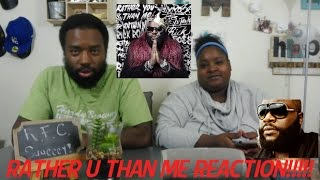 RATHER U THAN ME FIRST REACTION !!!! (RICK ROSS)