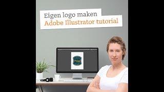 Eigen logo maken in illustrator - doe de gratis cursus!