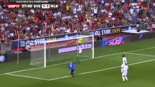 MLS All-Star Game 2009 Full Highlights - Everton FC