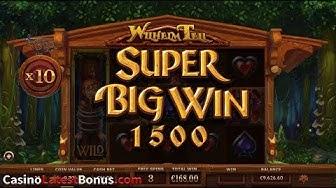 Wilhelm Tell (Yggdrasil Gaming) (FREESPINS, BONUS, BIGWIN, SUPERBIGWIN, MEGAWIN)