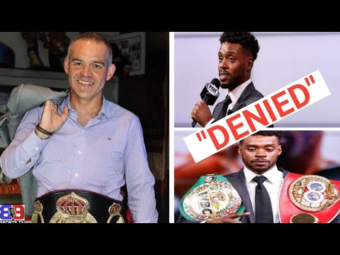 """Download BAD NEWS: ERROL SPENCE JR. OFFER TO FIGHT YORDENIS UGAS FEBRUARY 26TH UNIFICATION DENIED BY """"WBA"""" !"""