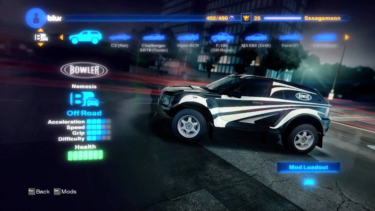 Racing Games Where You Can Customize Cars