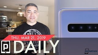 Galaxy S10 5G Launch Date, AirPods 2 update & more - Pocketnow Daily