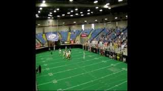 Matt Selby QB # 7 Indoor football highlights free agent