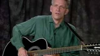 """Statesboro Blues"" taught by Ernie Hawkins (Part 1 of 3)"