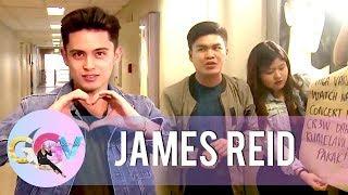 Vice Ganda pranks James Reid   GGV