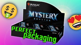FACT: Mystery Booster Boxes Had the Best Design for 24-Pack MTG Boxes