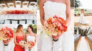 Свадьба с ароматом цветов, или Тонкости цветочного декора