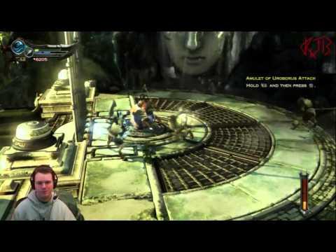 God of War: Ascension  [Twitch cast], part 2
