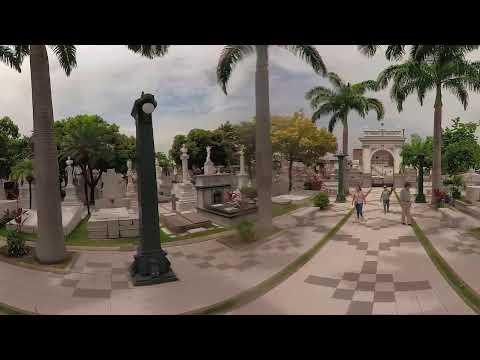 Cementerio de Guayaquil - Recorrido 360