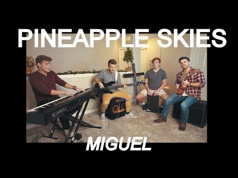 Miguel - Pineapple Skies (Cover by the von Tagen Brothers))