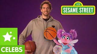 Sesame Street: Pau Gasol Coaches Abby Cadabby thumbnail