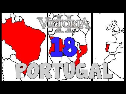 Victoria 2 HPM mod - Restoring the Portuguese Empire 18 - Final