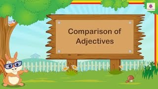 Comparison Of Adjectives | English Grammar | Periwinkle