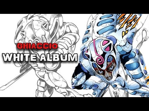 Ghiaccio - White Album (JJBA Musical Leitmotif)
