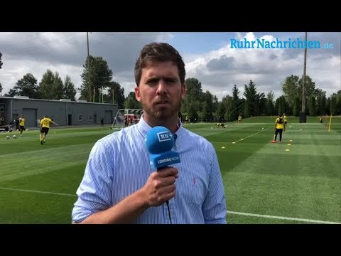 USA-Reise, Tag 2: Infos vom BVB-Training in Seattle