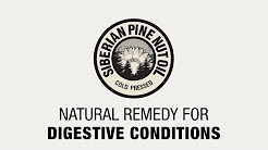 Siberian Pine Nut Oil a Natural Remedy for Digestive Conditions