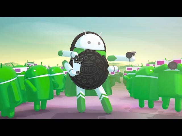 Android Oreo - Open Wonder