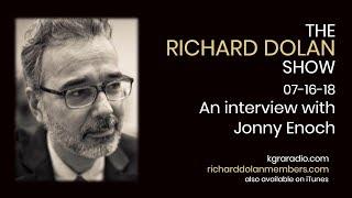 Richard Dolan  Guest Jonny Enoch