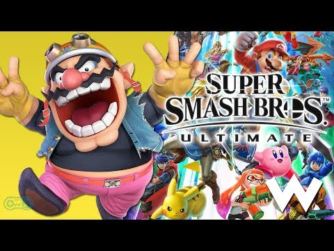 Mikes Song WarioWare: Touched Brawl - Super Smash Bros Ultimate Soundtrack
