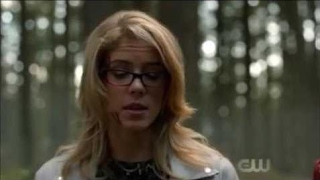 Arrow 5x23 - Felicity and Thea talk about their fathers HD
