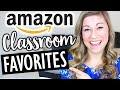 Classroom Favorites from Amazon | Teacher Summer Series Ep 25