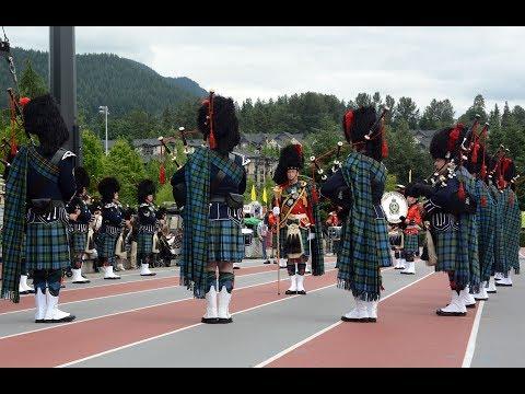 DPPB @ 2017 BC Highland Games
