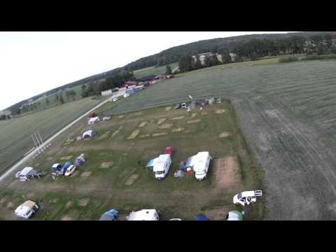 Arboga - F3K World Championship - day before