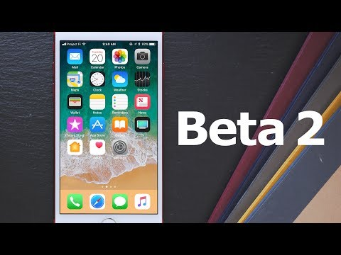 Thumbnail: What's New in iOS 11 Beta 2!