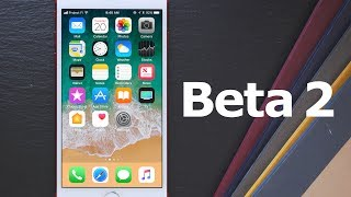What's New in iOS 11 Beta 2!
